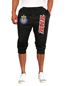 CHIVAS GUADALAJARA 3/4 PANTS CAPRI BLACK COLOR FUTBOL SOC... https://www.amazon.com/dp/B01H4VNAA4/ref=cm_sw_r_pi_dp_x_ZLFxybEVQMCVB