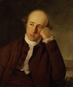 Tilly Kettle: Warren Hastings. circa 1772.