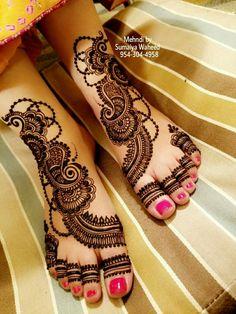 Attractive and Elegant Feet Mehndi Designs - Kurti Blouse Khafif Mehndi Design, Indian Henna Designs, Latest Arabic Mehndi Designs, Stylish Mehndi Designs, Mehndi Design Pictures, Mehndi Designs For Hands, Bridal Mehndi Designs, Henna Tattoo Designs, Mehndi Images