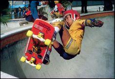 Steve Caballero Skateboarding Photo 11X14 by jgrantbrittainphotos