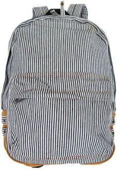 Carrot Ab Hickory Denim Backpack