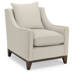 Presidio Chair #williamssonoma $1050 36w x27 Can not go wider than 36.  Less than would be ideal love the design.