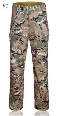 Mens-Pants-Outdoor-Lurker-Shark-Skin-Soft-Shell-TAD-V-4-0-Hunting-Waterproof-Ski