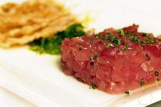 Tuna Tartar from Ainsworth Park restaurant in New York City.