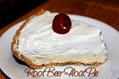 Moms Pantry: RECIPE: Root Beer Float Pie