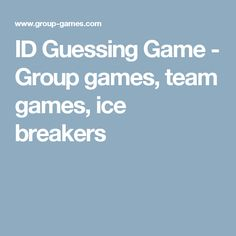 icebreaker games for office staff meetings that are plenty of fun