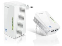 Extensor Powerline WiFi AV500 a 300 Mbps TP-Link (TL-WPA4220)