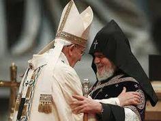 Sulla storia del genocidio, il Papa rompe tre tabù.
