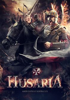 Husaria by on DeviantArt Knights Middle Ages, Warrior Tattoos, My Family History, Chivalry, Knights Templar, Military History, Vienna, Poland, Renaissance