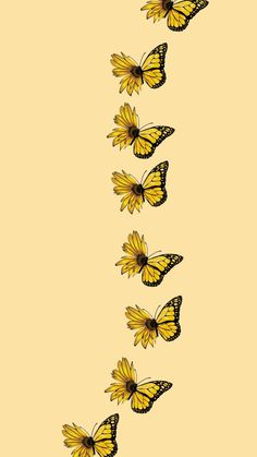 Wallpaper Sunflowers Butterfly 🦋🌻 in 2021 | Iphone wallpaper images, Iphone wallpaper green, Flower background wallpaper