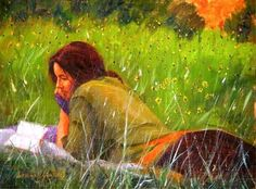 Reading and Art: Anthony A. González