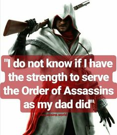 Creed Quotes Awesome Assassins.world  Instagram  Assassins Creed  Quotes  Assassins .