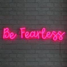 Be fearless in the pursuit of what sets your soul on fire. Keep yourself focused with a beautiful neon sign for your space! Buy our Be Fearless LED neon sign or a custom neon sign from Brite Lite Tribe and live a colourful life! Neon Aesthetic, Bad Girl Aesthetic, Aesthetic Collage, Bedroom Wall Collage, Photo Wall Collage, Picture Wall, Neon Wallpaper, Aesthetic Iphone Wallpaper, Aesthetic Wallpapers