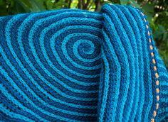 The Crochet Express: 2016 NatCroMo Blog Tour | Featured Designer: Beth Graham | Pattern:Swirly | #NatCroMo #blogtour #crochet #crochetdesigner