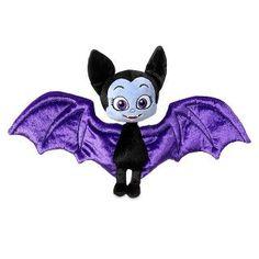 Disney Junior Authentic Vampirina Bat Plush Toy Doll 8 Tall New Plush Dolls, Doll Toys, Pet Toys, Kids Toys, Childrens Halloween Party, Halloween Carnival, Big Plush, Disney Plush, Christmas Gifts For Girls
