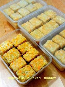 Nuggets Recipe, Chicken Nuggets, Indonesian Food, Kfc, Food Design, Kids Meals, Bakery, Frozen, Food And Drink