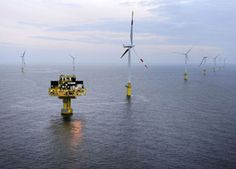 Baltic 1 Offshore Wind Farm, Courtesy EnBW.