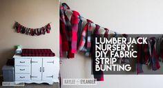 Lumber jack nursery Ideas