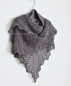 Ravelry: Amethiste pattern by Robin Ulrich