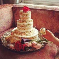 ma wedding cake #momofuku