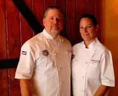 Cliff and Maureen Holt from Little Savannah Restaurant and Bar