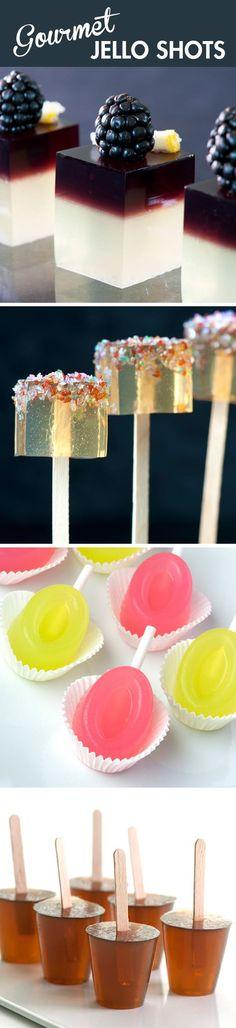 fun and fabulous jello shots