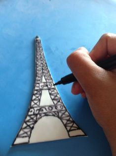 Eiffel Tower Tutorial
