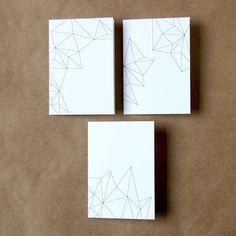 Geometric Pattern Card Set