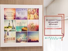 Gift memories not just pictures with #CANVASCHAMP. Contact: 07573999906 #Gift #Pictures #CanvasPrints #CityShorAhmedabad