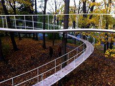 Tetsuo Kondo's suspended ramp, Tallinn