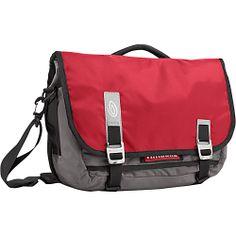 #LaptopMessengerBags, #MessengerBags, #Timbuk2 - Timbuk2 Command Laptop TSA-Friendly Messenger - S Rev Red/Black - Timbuk2 Laptop Messenger Bags