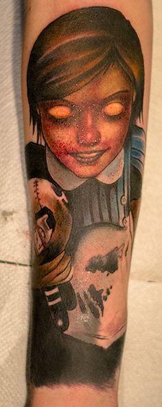 #Bioshock Tattoo