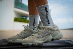 5b91ac9efb0 adidas yeezy 500 salt grey on feet release date 2018 outfit ee7287 -  www.anpkick
