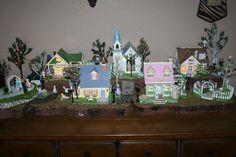 Department 56 Easter Village