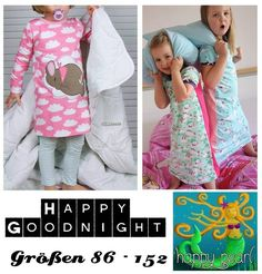 Freebook Happy Goodnight Gr. 86 - 152