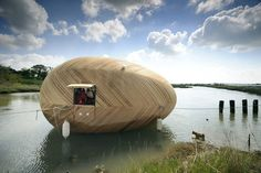 Space for creatives | Beaulieu River,Southampton | PAD Studio + SPUD Group + Stephen Turner