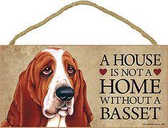 Basset Hound Dog Lover Collection
