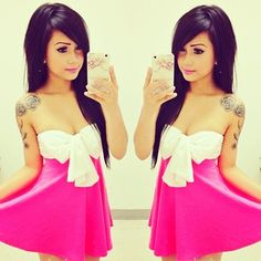 Cute and girly <3
