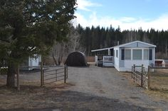 Just under an acre Modern 3 bedroom 1995 Mobile - Priced to Sell Williams Lake, Mobile Price, British Columbia, Recreational Vehicles, Acre, Property For Sale, Canada, Vacation, Bedroom