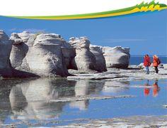 Paysages de rochers - Canadian archipelago
