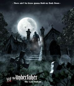 Undertaker Grave | The Undertaker Poster by Chirantha