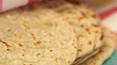 Love tortillas? These homemade flour tortillas are tender and flavorful. Perfect for your next Mexican-inspired fiesta!
