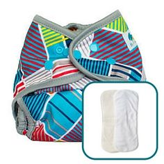Product Description • Our AI2 diapers have double leg gussets and two full layers of PUL • One size fits 8-35 lbs. • Cross over snaps, hip snaps and rise snaps allow you to get the best fit • A receiv