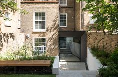 THE BEVEL EXTENSION - YARD Architects