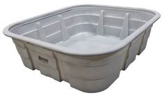 This is the Hastings 750 Gallon Poly/Plastic Containment Tank. This rectangular 750 gallon poly tank specifically for use as secondary containment. Measures x x Can also be used as a standard poly stock tank. As EPA regulations and. Poly Stock Tank, Large Stock Tank, Poly Tanks, Stock Tank Pool, Diy Swimming Pool, Diy Pool, Spa Design, Deck Design, Modern Design