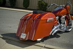 Yamaha Bagger Kits | ... Custom Bagger Parts for Your Bagger | Road Star Saddlebag Bracket Kit