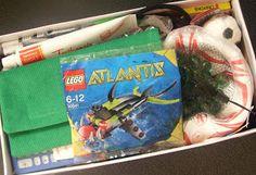 The Mermaid's Purse: Boy 10-14 Operation Christmas Child Shoebox