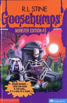 Goosebumps Monster Edition 3: The Ghost Next Door, Ghost Beach, and The Barking Ghost by R. L. Stine, http://www.amazon.com/dp/0590366734/ref=cm_sw_r_pi_dp_otaRrb04MZ4D7
