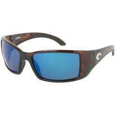 2139fbf5f7130 Costa Del Mar Blackfin Polarized Sunglasses - Costa 580 Glass Lens Throw on  the Costa Del