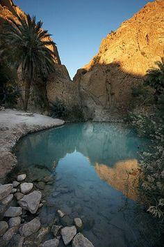 Oasis de Chebika, Tunisia